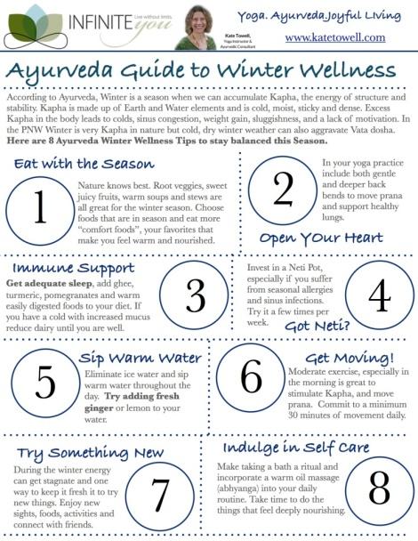 Ayurveda Guide to Winter Wellness - Ayurveda | Everyday Ayurveda
